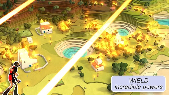 Godus- screenshot thumbnail