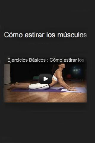 Abdominales - screenshot