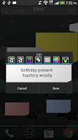 Screenshot of Sticky!