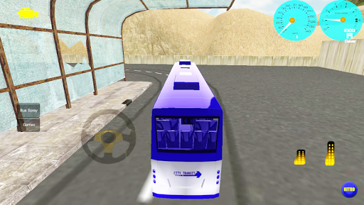 Bus Driving Simulator-Classic