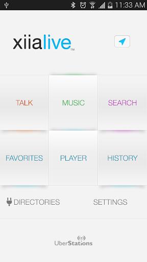 XiiaLiveu2122 - Internet Radio 3.3.3.0 screenshots 1