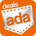 AllDealsAsia All Deals ADA app icon