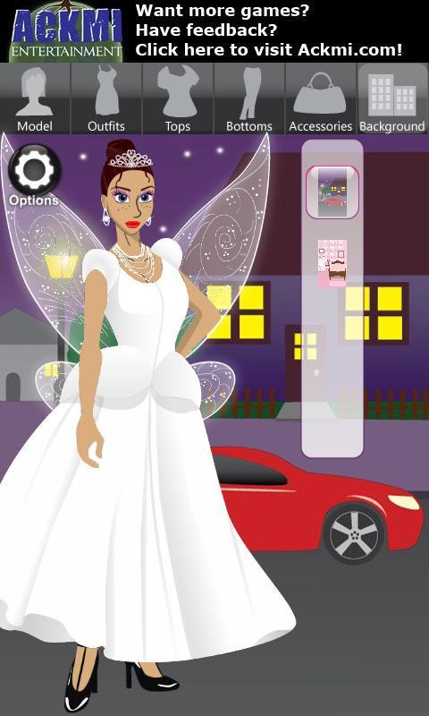 Ackmi Dress Up Free Girls Game- screenshot