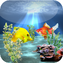 Fish Aquarium Live Wallpaper logo