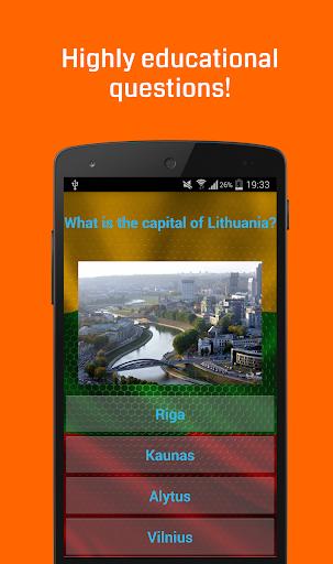 Lithuania Quiz