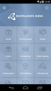 Djurslands Banks MobilBank- screenshot thumbnail