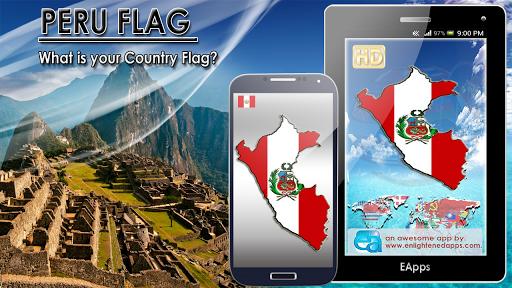 Noticon Flag: Peru