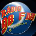 Rádio 98 FM Canoinhas - SC