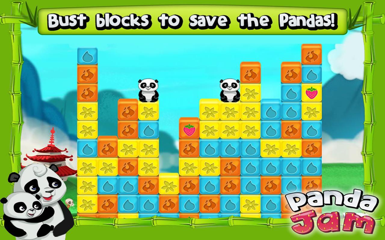 panda jam game free online play