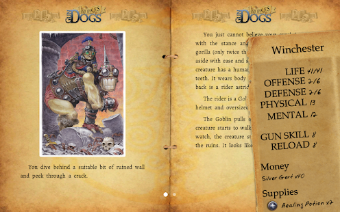 Gary Chalk's Gun Dogs Screenshot 9