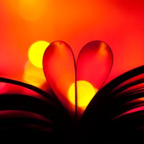 Love in Air by Sandeep  Kumar - Abstract Patterns ( love, sandeep.kumar, heart, 08884922253, symbol, valentines, book, sandeepmv, postcard, valentine's day )