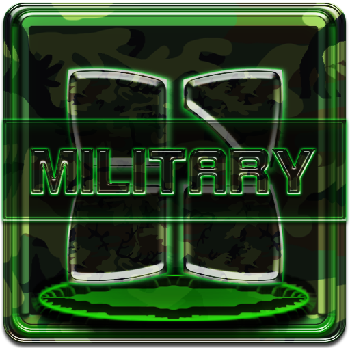 Next Launcher MilitaryG Theme
