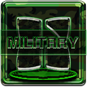 Next Launcher MilitaryG Theme
