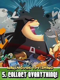 Ninja Fishing Screenshot 14