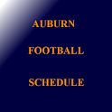 Auburn Football Schedule logo