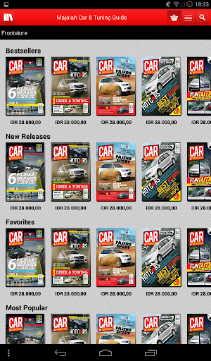 Majalah Car Tuning Guide