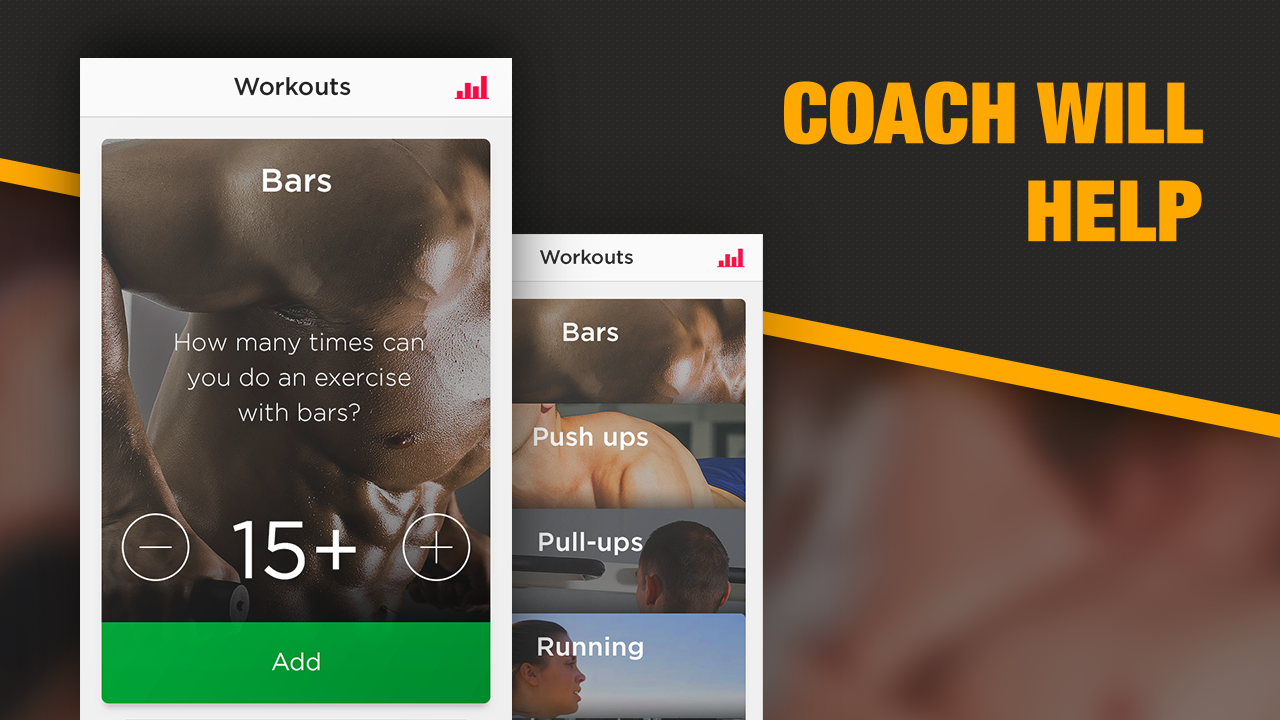 My Coach - Workout trainer- screenshot