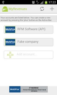 MyRevenues - screenshot thumbnail
