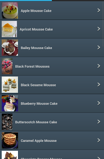 Mousse Cake Recipes