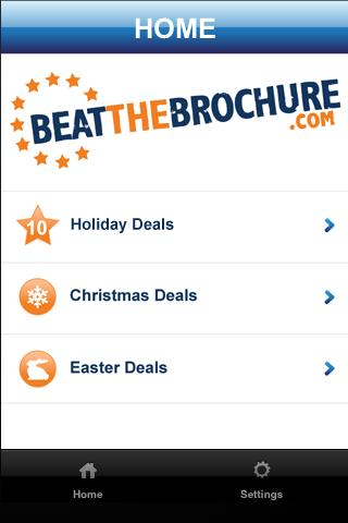 BeatTheBrochure Holiday Deals