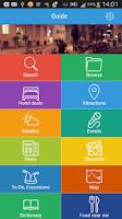 Screenshot of Lanzarote Hotels Map & Guide