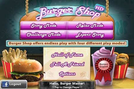 Burger Shop FREE 1.3 screenshot 235864