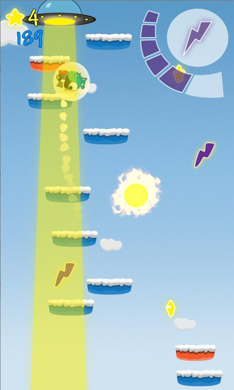 Tumble On - screenshot