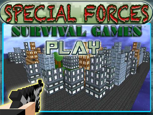 Special Forces Survival Games