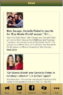 Danielle Fishel - screenshot thumbnail