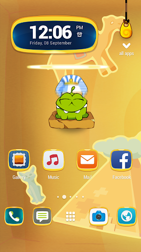 Cut the Rope Time Travel Theme