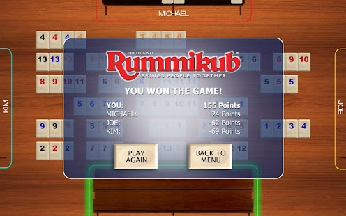 Rummikub - screenshot thumbnail