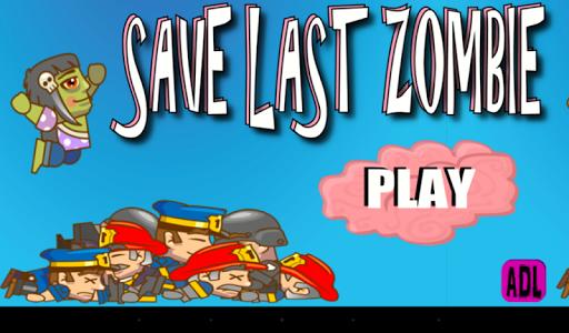 Save Last Zombie