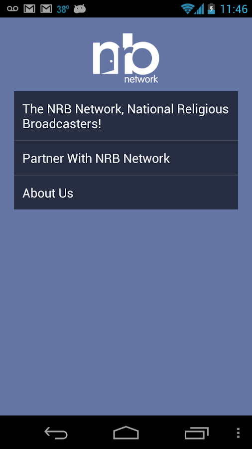 NRB Network - screenshot