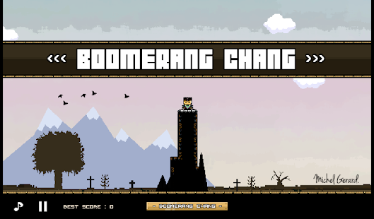 Boomerang Chang Screenshot 5