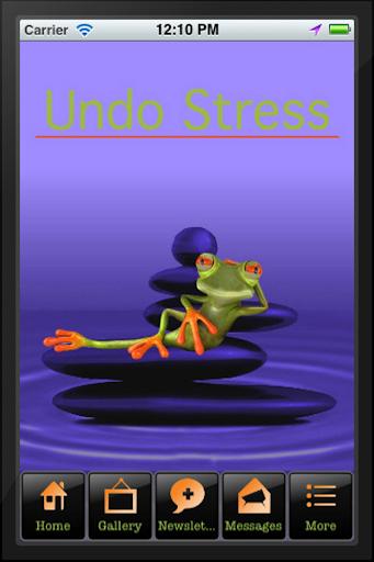 Undo Stress