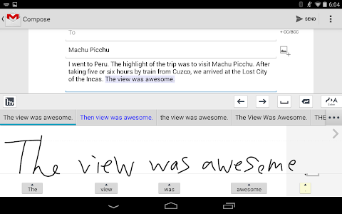 mazec3 Handwriting Recognition v1.9.11