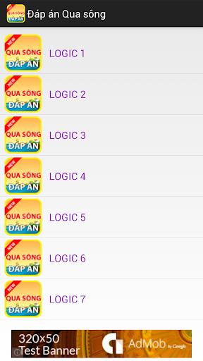 Dap an Qua song IQ