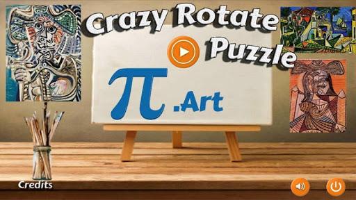 Crazy Rotate Puzzle