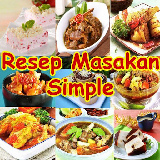 Download Resep Masakan Simple Google Play Softwares Aadiuighxkr Mobile
