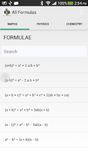 Lastest All Formulas APK for Android