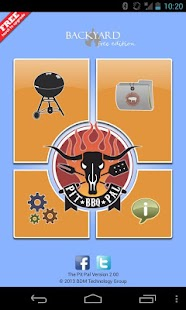 The Pit Pal BBQ App - screenshot thumbnail