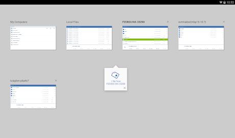 LogMeIn Screenshot 7