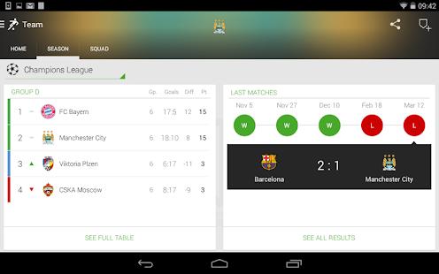 Onefootball - Soccer scores Screenshot 27