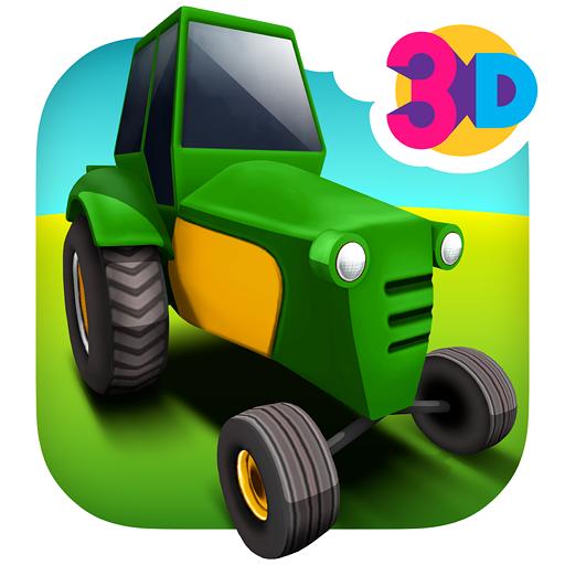 拖拉机农场停车场 街機 App LOGO-硬是要APP