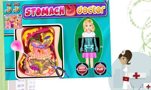胃医生 - 外科游戏