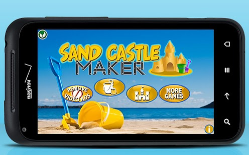 Sand Castle Maker - screenshot thumbnail