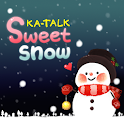 KaTalk Theme]DDOMO Sweet Snow icon