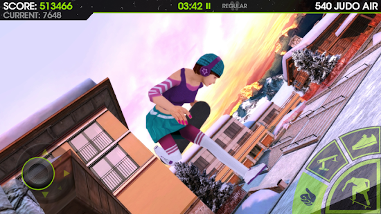 Skateboard Party 2 - screenshot thumbnail