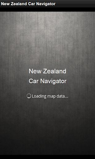GPS導航 新西蘭