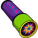 Kaleidoscope Drawing Pad icon